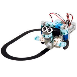 un exemple de développement de robot