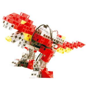 construction d'un robot T Rex